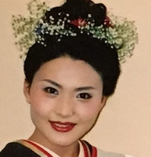 金子恵美1