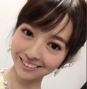 福田成美が整形か画像比較|注目は「目」「鼻」「唇」