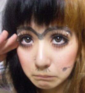 小杉まりもが整形か画像比較|注目は「目」「鼻」「顎」「唇」